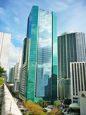 Wells Fargo Center (Miami) - Image: Metropolitan Miami II