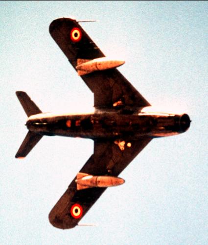MiG17Underside1981
