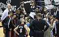 Miami Heat timeout vs Wizards 2010.jpg