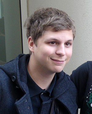Michael Cera, canadian actor (MACBA, Barcelona).