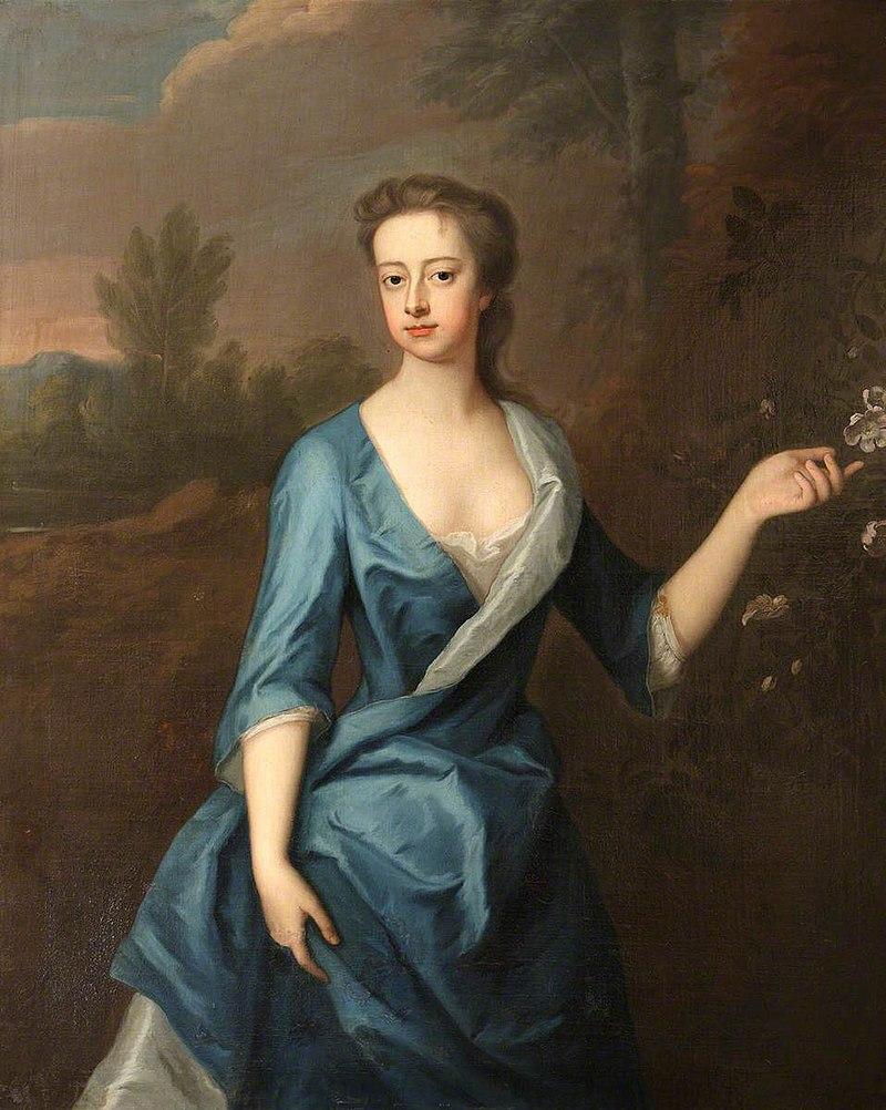 Майкл Даль (1656-1659-1743) - Мэри Мидделтон (1688-1747) - 117120 - Национальный Trust.jpg