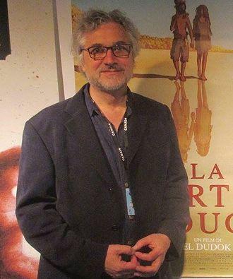 Michaël Dudok de Wit - Dudok de Wit at the 2016 Annecy International Animated Film Festival