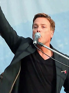 Michael W. Smith American musician and songwriter