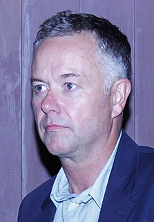 Michael Winterbottom British film director
