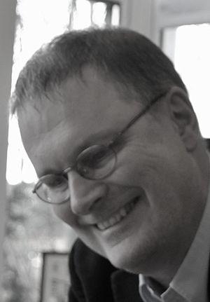 Michael Wooldridge (computer scientist) - Image: Michael Wooldridge (Computer Scientist)