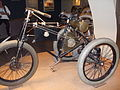Michelin 650X65 on De Dion Motor tricycle5212.JPG