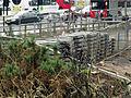 Midland Metro sleepers - The Priory Queensway - Moor Street Queensway (9759952086).jpg