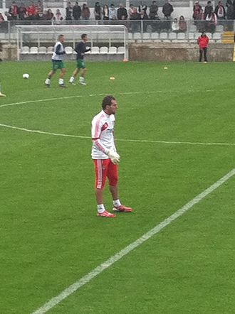 Mika (footballer, born 1991) - Mika with Benfica in 2012.
