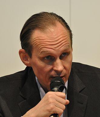 Mikael Niemi - Mikael Niemi in 2011.