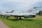 Mikoyan-Gurevich MiG-21UM '9349' (18768115084).jpg