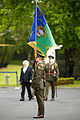 Military Ceremonial at Arbour Hill Cemetery 2014 005 (14137065744).jpg