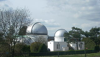 UCL Observatory observatory at Mill Hill in London, England