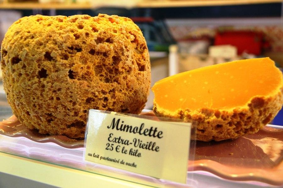 Mimolette extra-vieille