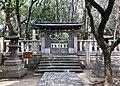 Minatogawa Shrine Kusunoki Masashige's Tomb.jpg