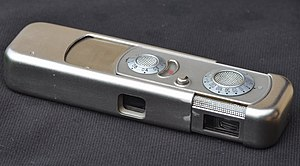 Minox - Minox Riga with Minostigmat 1:3,5 F=15 lens