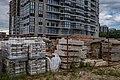 Minsk World residential complex during construction p01.jpg