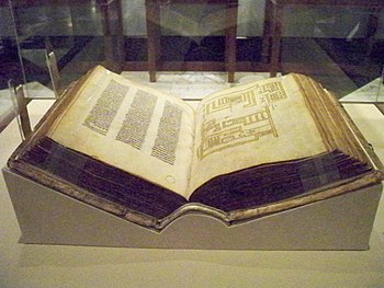 The Mishneh Torah, north French or German, fro...