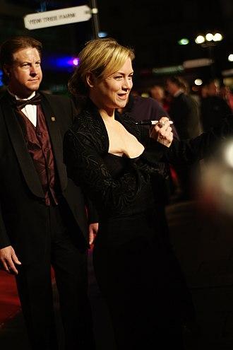Renée Zellweger - Zellweger at the London premiere of Miss Potter in December 2006