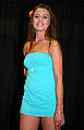 Model at the Spring Fling Fashion Show (IMG 4792a) (5647092561).jpg