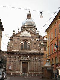Chiesa del Voto, Modena