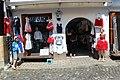 Modern shop at old bazaar of Gjakova.jpg