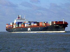 Mol Vision p1b approaching Port of Rotterdam, Holland 25-Jan-2007.jpg