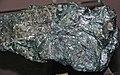 Molybdenite (Precambrian; Champion Mine, Champion, Michigan, USA) (18623121093).jpg