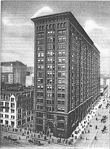 Monadnock Building Wikipedia