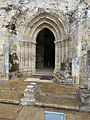 Monasterio de Santa Clara-a-Velha, Coimbra. Portada.jpg