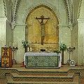 Monasterio de la Rábida (Iglesia). Cristo de los Remedios.jpg