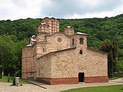 manastir ravanica mapa Manastir Ravanica — Vikipedija, slobodna enciklopedija manastir ravanica mapa