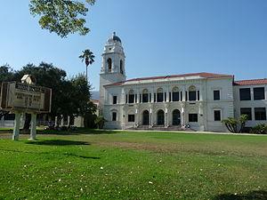 Monrovia High School - Image: Monrhs