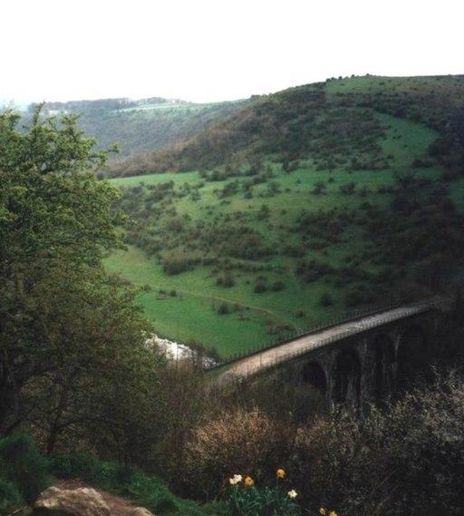 Monsal Trail Viaduct - geograph.org.uk - 279938