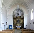 Montécheroux, Église Saint-Pierre à l'intérieur.jpg