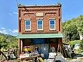 Monte Love Gudger Store (Old Barnard's Station Post Office), Barnard Road, Barnard, NC (50527937503).jpg