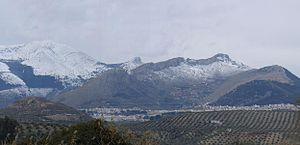 Province of Jaén (Spain) - Montes de Jaén