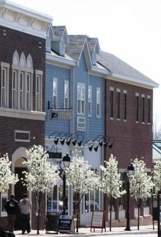 Montgomery, Ohio - Downtown