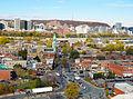 Montréal - Sud-Ouest - avenue Atwater - vue en plongée.jpg