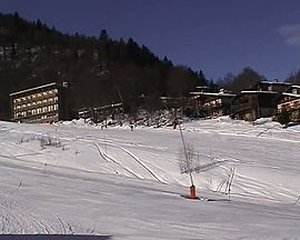 Monts d'Olmes ski resort