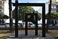 Monument a les Brigades Internacionals de Benissa per darrere.JPG