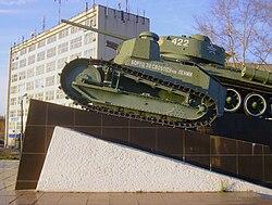 Какие модели танков мы бы хотели получить
