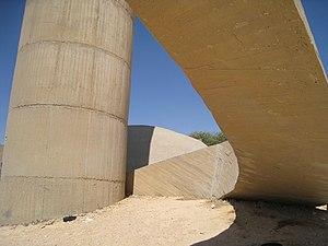 Monument to the Negev Brigade - Negev Brigade Memorial