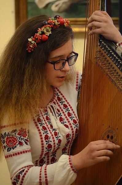 Переможець конкурсу Даринка Когутяк. Автор фото — Ilya, ліцензія CC BY-SA.