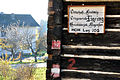 Moosburg Krainig altes Ortsschild 05112010 743.jpg