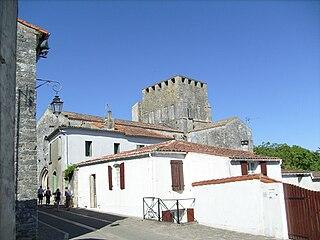 Mornac-sur-Seudre Commune in Nouvelle-Aquitaine, France