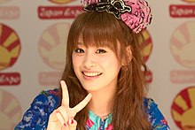 Morning Musume 20100703 Japan Expo 29.jpg