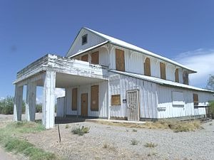 Morristown, Arizona - Historic Morristown Hotel/Store-1899 Listed in the National Register of Historic Places