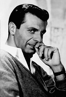 Mort Sahl American comedian and actor