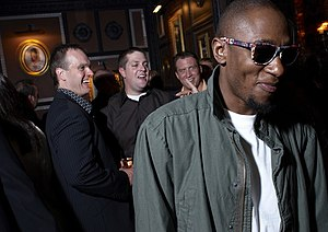 Mos Def in 2007.