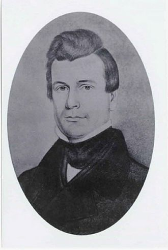 Ohio's 16th congressional district - Image: Moses Hoagland from findagrave
